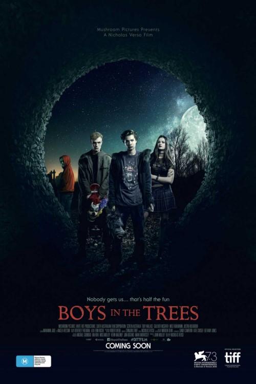دانلود فیلم Boys In The Trees 2016